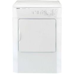 White Beko DRVS73W Tumble Dryer