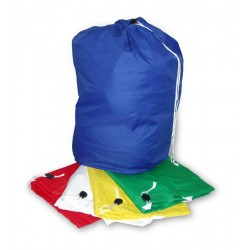 Drawstring Linen Laundry Bags - Choice of Colours
