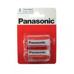 Panasonic Type C 1.5v Batteries - Pack of 2