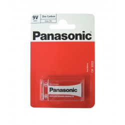 Panasonic Type PP3 9v Battery
