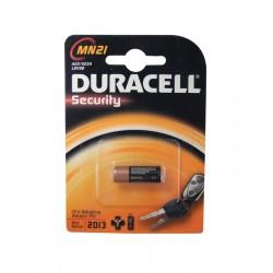 Duracell Security MN21 12v Car Alarm/ Transmitter Battery