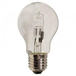 Clear 28W Edison Screw ES GLS Halogen Lamp