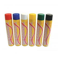 Aerosol Line Marking Paint 750ml - Choice of Colours