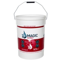 Original Magic Ice Melt De-Icer 18.75kg Tub