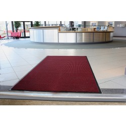 120x240cm (4x8') Brush Step Ribbed Mat