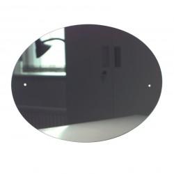 Oval Mirror 350x450mm