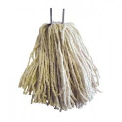 Metal Clip On Polyester Yarn Mop Head