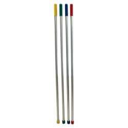 SYR Aluminium Interchange Freedom Mop Handle - Colour Coded
