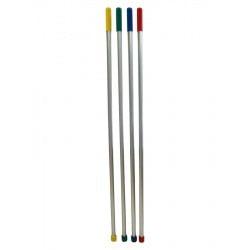 SYR Aluminium Interchange Freedom Mop Handle - Colour Coded
