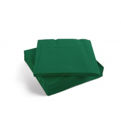 Lotus Professional 39x39cm 3ply Dinner Napkins - Case of 1200