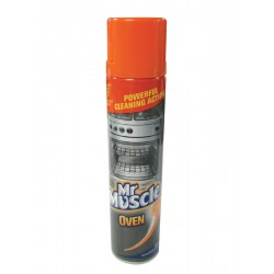 Mr Muscle Aerosol Oven Cleaner 300ml