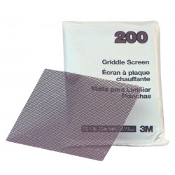 3M Scotch Brite 200 Griddle Screens - Pack of 20