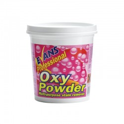 Evans Vanodine Oxy Powder Multi Purpose Stain Remover 1kg