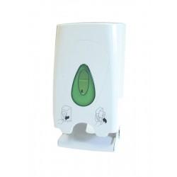 Modular Plastic Two Roll Toilet Roll Dispenser