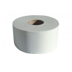 150m 2ply Pure Virgin Pulp Mini Jumbo Toilet Rolls - Case of 12