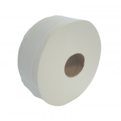 "300m 76mm (3"") Core 2ply Jumbo Toilet Rolls - Case of 6"