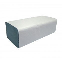 Hambledon Blue Interleaved Paper Hand Towels - 3600 per Case