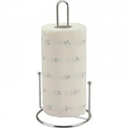 Roma Chrome Wire Kitchen Roll Holder