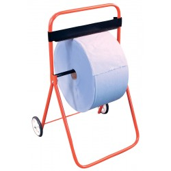 Metal Floorstand for Wiper Roll