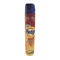Pledge Professional Natural Aerosol Furniture Polish 400ml