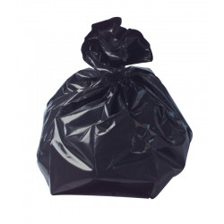 "200g Heavy Duty Black Refuse Sacks 500x830x1118mm (20x33x34"") - Box of 200"