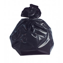 "Heavy Duty Black Refuse Sacks 457x735x990mm (18x29x39"") - Box of 200"