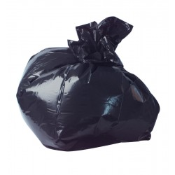 "350g Black Refuse Sacks 457x735x965mm (18x29x39"") - Box of 100"