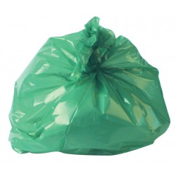 "Standard Duty Green Refuse Sacks 457x735x965mm (18x29x39"") - Box of 200"