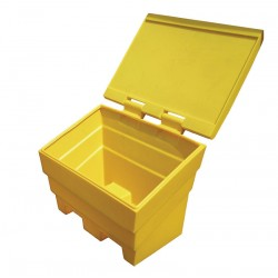 175 Litre Capacity Weather Resistant Rock Salt Bin - Choice of Colours