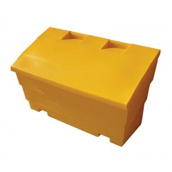 350 Litre Capacity Weather Resistant Rock Salt Bin - Choice of Colours