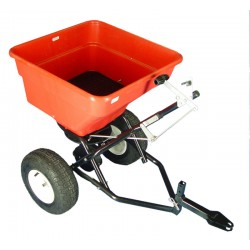 Earthway Ev-n-Spred C25HD 45kg Capacity Rock Salt Tow Spinner
