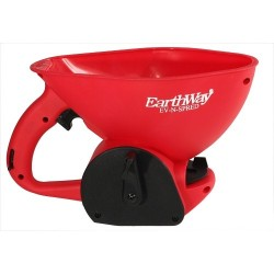 Earthway Ev-n-Spred Blue 3400 Ice Melt Hand Spreader