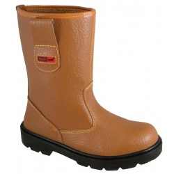Blackrock Fur Lined Rigger Boot - Available in Sizes 5-13
