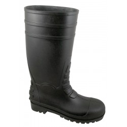 Blackrock Black Safety Wellington Boot - Available in Sizes 5-13