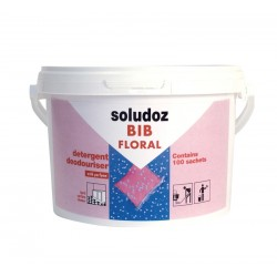 Soludoz Floral BIB Hard Surface Deodorising Detergent 8ltr - 100 Doses