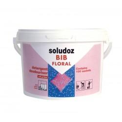 Soludoz Floral BIB Hard Surface Deodorising Detergent 8ltr - 100 Doses