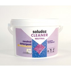 Soludoz Neutral Hard Surface Detergent Cleaner 8ltr - 100 Doses