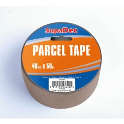 Buff Packaging Tape 48mm x 50m