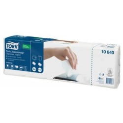 Tork Xpressnap Dispenser Napkin 1 Ply White - Case of 9000