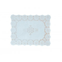 """35x25cm (14X10"""") Lace Tray Papers - Case of 1000"""