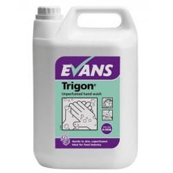 Evans Vanodine Trigon Unperfumed Hand Wash 5ltr