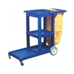Mobile Janitorial Trolley