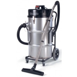 Numatic NTD2003-2 Large Steel Advanced Filtration Dry Dual Motor Vacuum Cleaner - Available in 110v or 240v