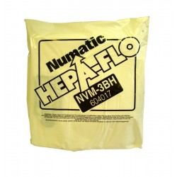 Numatic NVM 3B-H Vacuum Bags - 10 per Pack