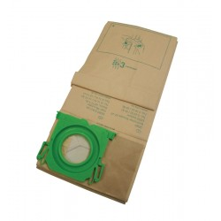 Sebo X1.1 Upright Vacuum Cleaner Vacuum Bags - Pack of 10