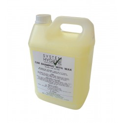 Car Shampoo with Wax 5Ltr