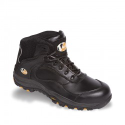 V12 V Sport Smash Black Safety Trainer Boot - Available In Sizes 3-13