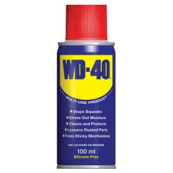 WD-40 Pocket-Size Aerosol Lubricant Spray 100ml Can Tin