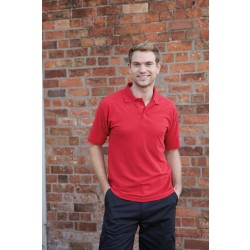 UCC003 50/50 Pique Polo Shirt - Available In 10 Different Colour Options