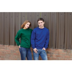 UCC001 50/50 Set in Sweatshirt - Available In Black, Red, Navy Blue, Royal Blue, Bottle Green and Heather Grey